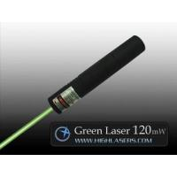 China Bombard Series 532nm 120mW Green Laser Pointer wholesale