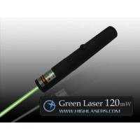 China Baal Series 532nm 120mW Green Laser Pointer wholesale