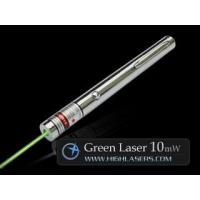China Aiguille Series 532nm 10mW Green Laser Pointer wholesale