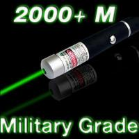 China 50mW High Power Green Laser Pointer Pen Military Grade(Free Shipping) on sale