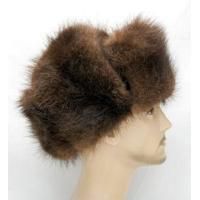 Russian Hat (Beaver) - Genuine Fur Hat by Northern Hats