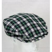 China Ivy Cap (Scottish Tartan/New Gordon) - Poly Cotton Blend by VECCI on sale