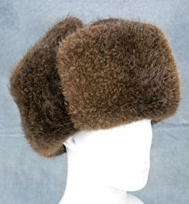 China Russian Hat (Beaver) - Genuine Fur Hat by Northern Hats