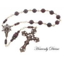 Handmade Wire Wrapped Rosaries