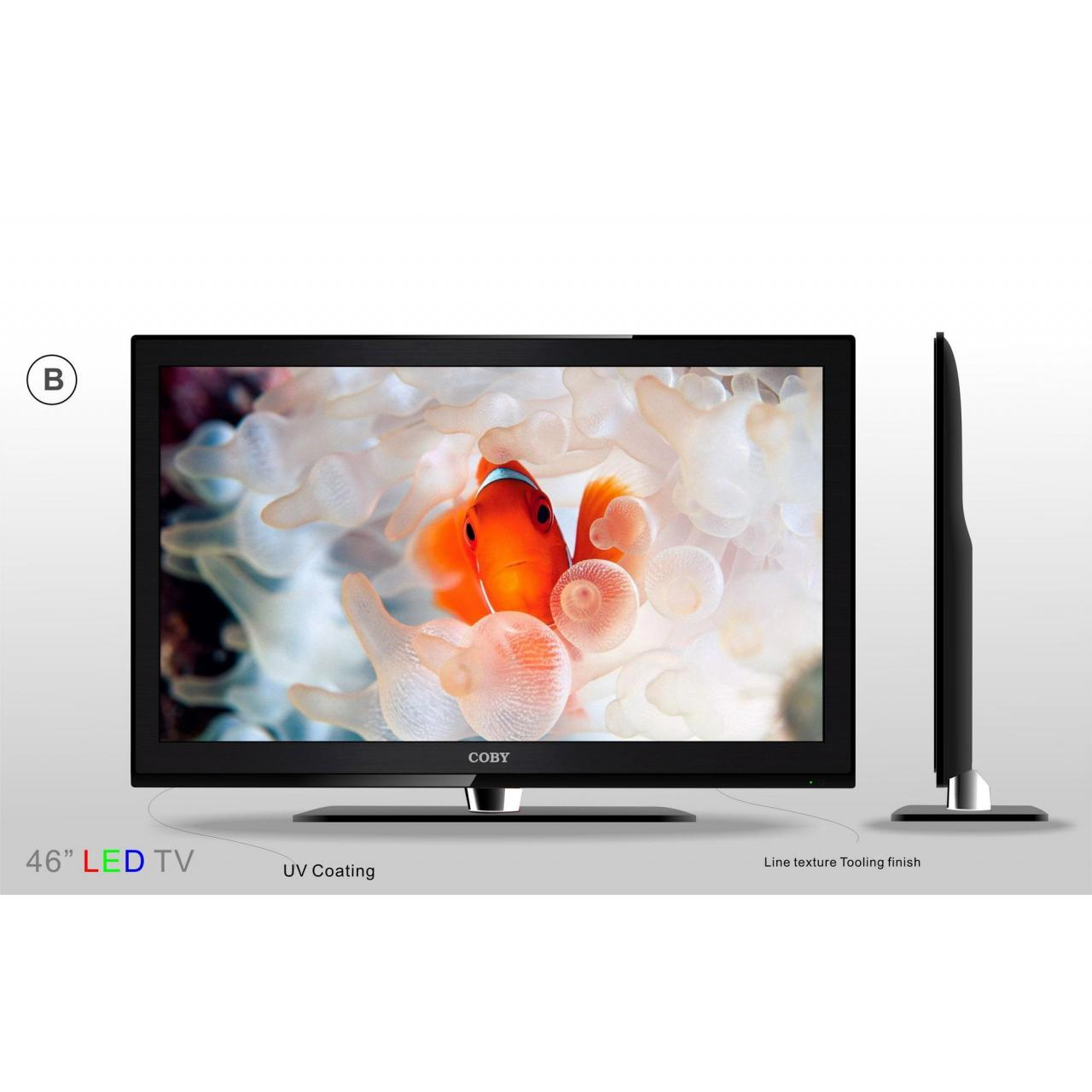 Quality 40in led TV for sale