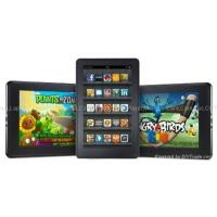 "China Chinese Kindle Fire Full Color 7"" Multi-touch Display, Wi-Fi tablet pc wholesale"