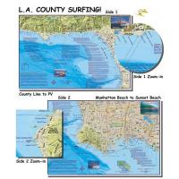 China L.A. County Surfing (Laminated) wholesale