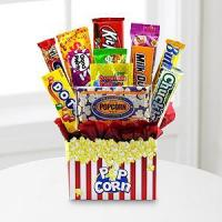 China Sweets in Bloom Sweets in Bloom Movie Night Munchies Bouquet on sale