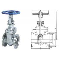 Wholesale American standard gate valve from china suppliers