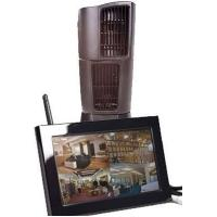 China Wireless Night Vision Oscillating Fan Hidden Camera w/ Quad LCD Receiver wholesale