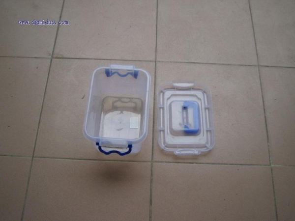 Quality Plastic storage box Product name:white color plastic storage box for sale