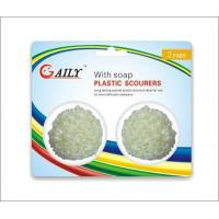 China Plastic Scourers wholesale