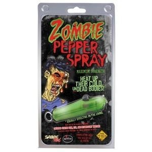 Quality Sabred Zombie Spitfire Pepper Spray for sale