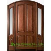China EH-1001 Custom Solid Timber Door on sale