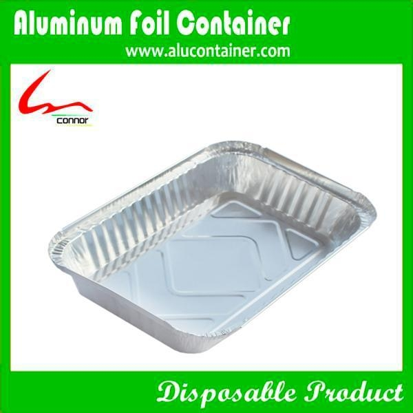 Storing Food In Deep Or Shallow Pan