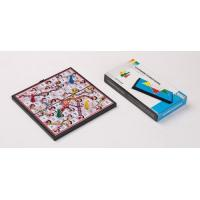 Magnetic Games MAGNETIC SNAKES & LADDERS GAME W/ FOLDING CASE