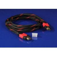 China 1.8m 3D HDMI Cables HDTV DVD 1080P 3D Ethernet 1.4 Version AWG30 wholesale