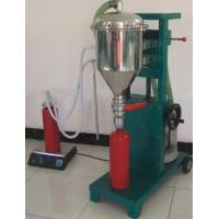 Buy cheap Fire Extinguisher Semi-Automatic Powder Extinguisher Filler from wholesalers