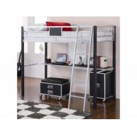 Wholesale leclair twin loft bed with desk youth bedroom collection