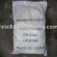 China INORGANIC FERTILIZER MAGNESIUM NITRATE wholesale