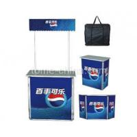China Display Series Aluminum Promotion Table A wholesale