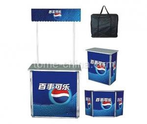 Quality Display Series Aluminum Promotion Table A for sale
