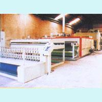 China Through-Air Oven, Shoulder Padding Machinery Equipment (Low Pollution) wholesale