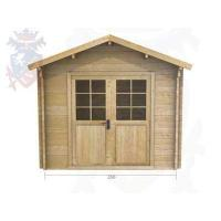 China Log Cabins Upto 3 meters on sale