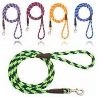 China Mendota Diamond Series Braided Snap Leash wholesale