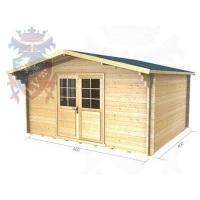 China Log Cabins Ashford 2147 on sale