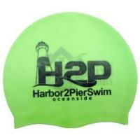 Wholesale Swimming Cap Adult silicone swim hat from china suppliers