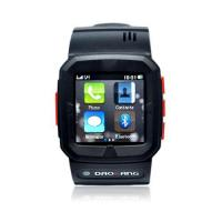 W12 GPS GSM Quadband SOS Bluetooth Touchscreen Camera Support 8GB TF card Latest Watch Phone