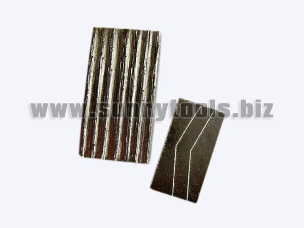China Diamond segment for Multi-saw blade(Multi size)