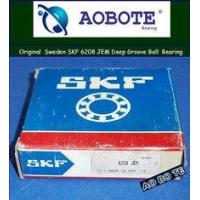 China Open SKF Deep Groove Ball Bearing P5 , Sweden 6208 JEM 40*80*18MM in Airport wholesale