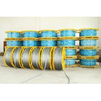 12 Strands Anti-twisting Galvanized Hexagonal Wire Rope
