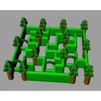 China Inflatable Tunnel/Inflatable Maze MG-03 wholesale