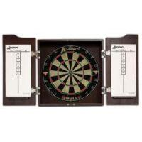 Accudart Bull Dartboard Cabinet Set