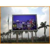 China High Definition Outdoor PH10mm Full Color Led Digital Display Boards For Logo Showing wholesale