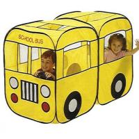 China KID ITEMS 21202: Kid bus tent wholesale