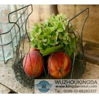 China Wire vegetable basket wholesale