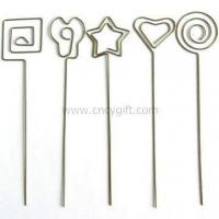 shaped paper clips Paperclips, custom printed sprue mailer paper clip cubicle panel clips mini memo clips in cups prescription pharmacy shaped clips corner clips related items.