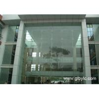 Point-Supported Glass Curtain Wall