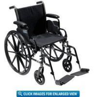 """Wholesale Drive Medical Cruiser III Lightweight Wheelchair with 16"""" Seat from china suppliers"""
