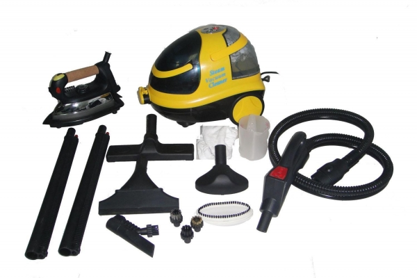 China Steam vacuum cleaner with iron ( 3 IN 1)