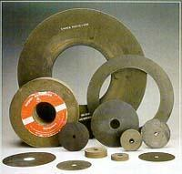 China Rubber Bonded Grinding Wheels wholesale