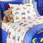 Construction Full Kids Sheets