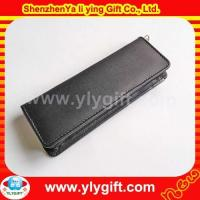 PU leather pen case PU leather pen case