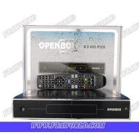 China Openbox Receiver OPENBOX X3 on sale