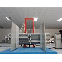 Safety Furniture Testing Machines , Large Products Package Clamp Force Testing Equipment