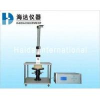 China Foam Ball Rebound Tester With LCD Touch Screen , ASTM D3574 and ISO 8307 Standard wholesale